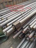 精轧螺纹钢25和现货配套锚具供应