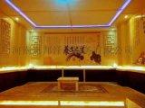 河南省洗浴中心汗蒸房裝修費用