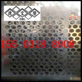 安平汇金订制圆孔镀锌板5孔5距冲孔板