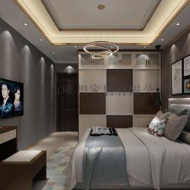 专业量身定制现代风格卧室家具 后工业时代 衣柜