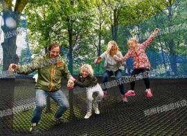 定制特色绳网探险设备 新型儿童空中绳网攀爬