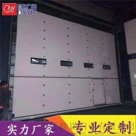 淄博提升门 烟台工业提升门 垂直保温提升门