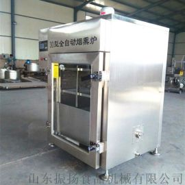 小型红肠烟熏炉生产厂家