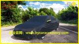 加厚黑色牛津布汽车车衣罩车罩防晒防雨汽车遮阳罩