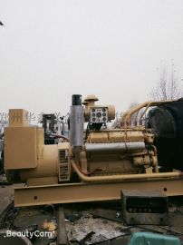维修柴油发电机组闲置发电机保养 河南发电机维修
