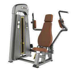 工厂生产直销必确健身器材大型蝴蝶夹胸健身房训练器
