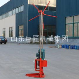 家用工程勘探取芯钻机QZ系列地质钻探钻机三相电动力