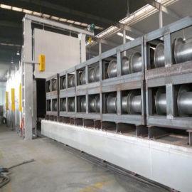 鋁合金線纜時效退火爐,鋁合金退火爐