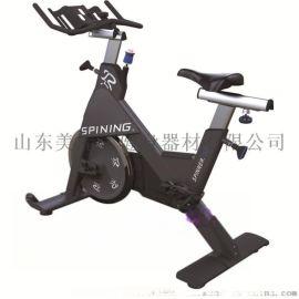 D12皮带动感单车A商用动感单车A健身器材厂家