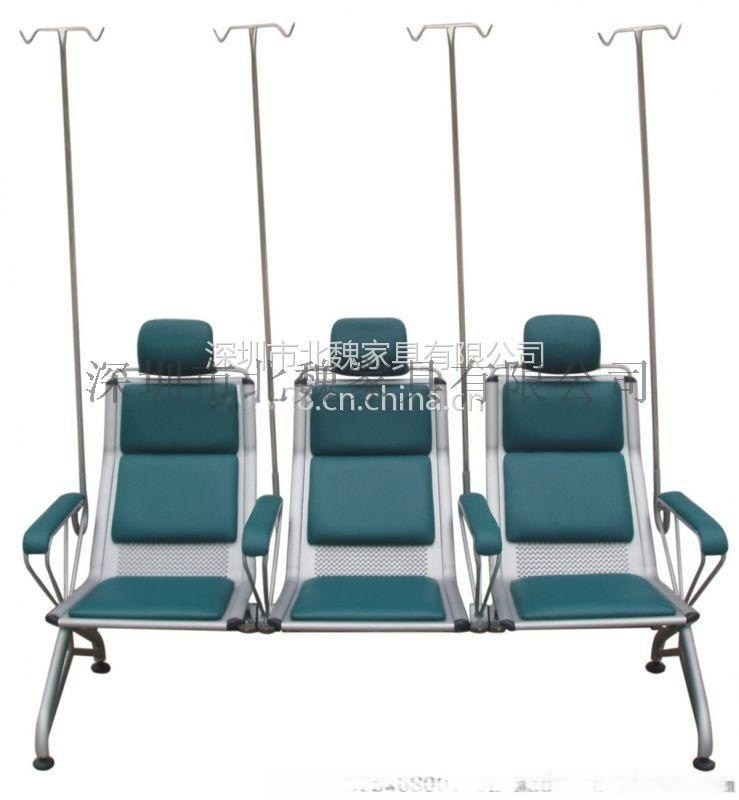 三人输液椅-三人输液椅图片-不锈钢输液椅