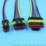 生产加工安普泰科接插件线束汽车线束