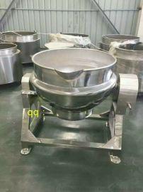 蒸煮、炒制、卤制、搅拌等食品不锈钢炒锅蒸煮锅