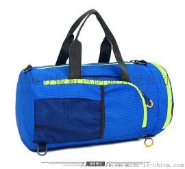 厂家供应定制运动包健身包旅行包可添加logo
