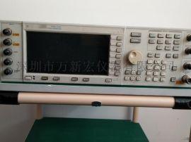 安捷倫E4438C信號發生器維修電話