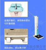 郑州上禾超声波身高体重检测仪 超声波身高体重秤