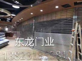 银行不锈钢网闸 深圳道闸 深圳伸缩门