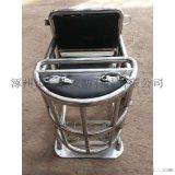 圆管型审讯椅 仿木质铁质审讯桌椅