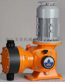 WRS机械隔膜计量泵MB系列 耐腐蚀耐酸碱