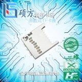 CLE9108-3A90FTF短體簡易卡座