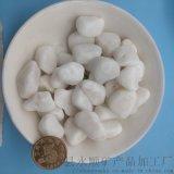 鹤壁白色洗米石   永顺白色石米厂家