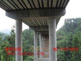深圳某桥梁粘贴碳纤维布加固