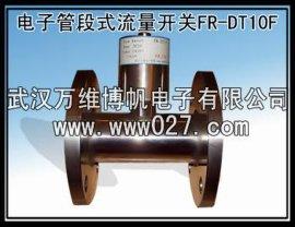 工业用流量开关 电子管段式流量开关 热式流量开关FR-DT10F