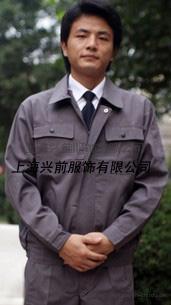 上海定做工作服,全棉工作服定做