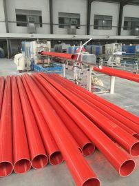 湖北武汉亚联牌CPVC110*3.5mm电力管厂家