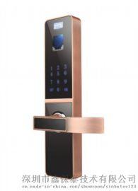 鑫保泰L300指静脉智能锁   生物识别  指静脉密码锁