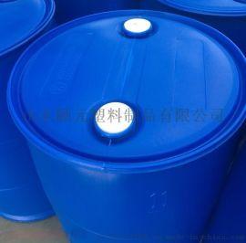 200升出口商检塑料桶200公斤塑料化工桶