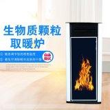 木屑颗粒取暖炉 山东环保燃料取暖炉设备价格