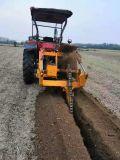 農用鏈條開溝機  山藥種植挖溝機