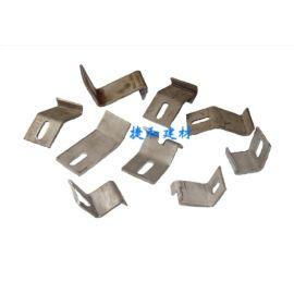 清远不锈钢大理石挂件加工干挂石材挂件提供品质服务