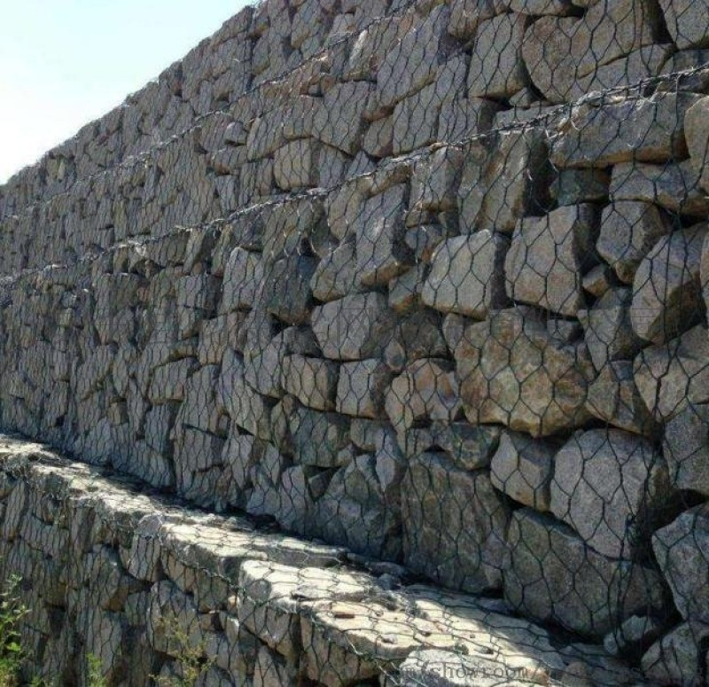装石头网/装石头网兜/填海石笼网兜厂家