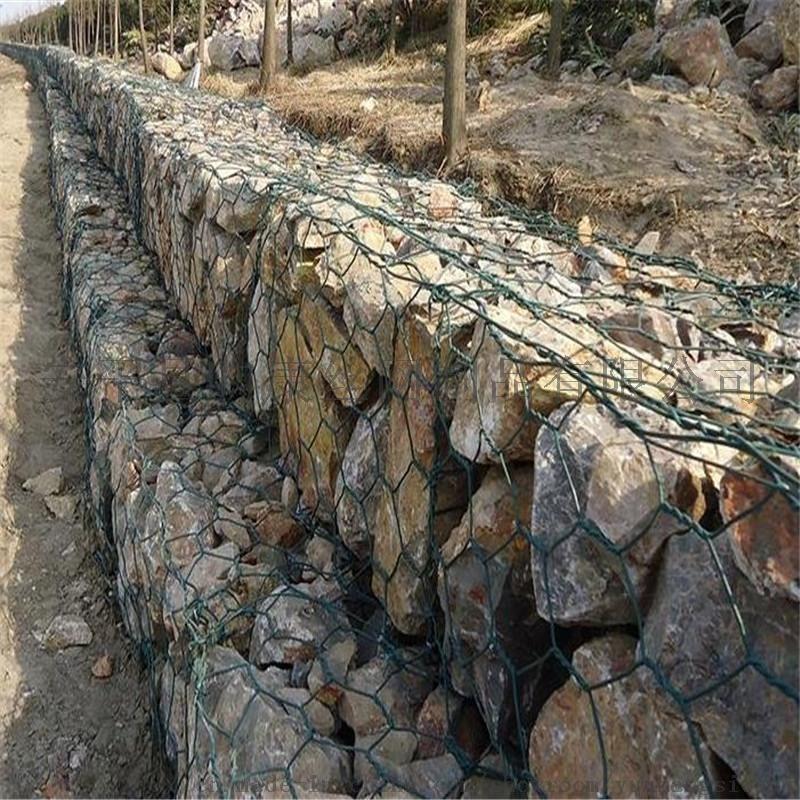 运河防护石笼网/防冲刷雷诺护垫/石笼网现货厂家