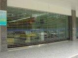 品牌沿街商鋪電動不鏽鋼防盜卷閘門