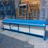 生产双加热塑料板折弯机 水冷自动广告灯箱折边机 资质老厂