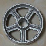 厂家批发 6寸全铁单轮  静音耐磨平板车轮子 手推车轮子批发