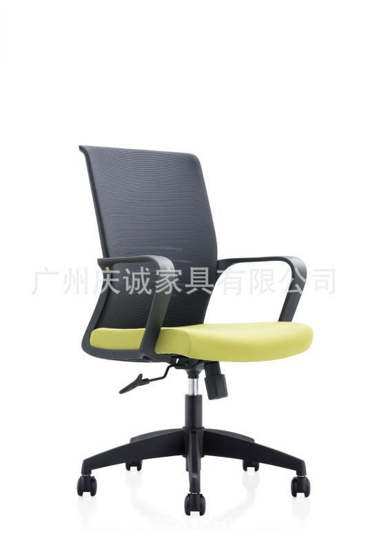 廠家直銷多功能辦公轉椅/職員椅子網椅布藝職員椅子