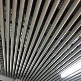 直徑55mm閃銀鋁圓管吊頂天花 氟碳鋁方通天花裝飾工程鋁圓管