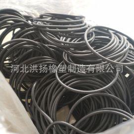 耐酸碱耐高温硅胶O型密封圈 耐油NBR橡胶圈