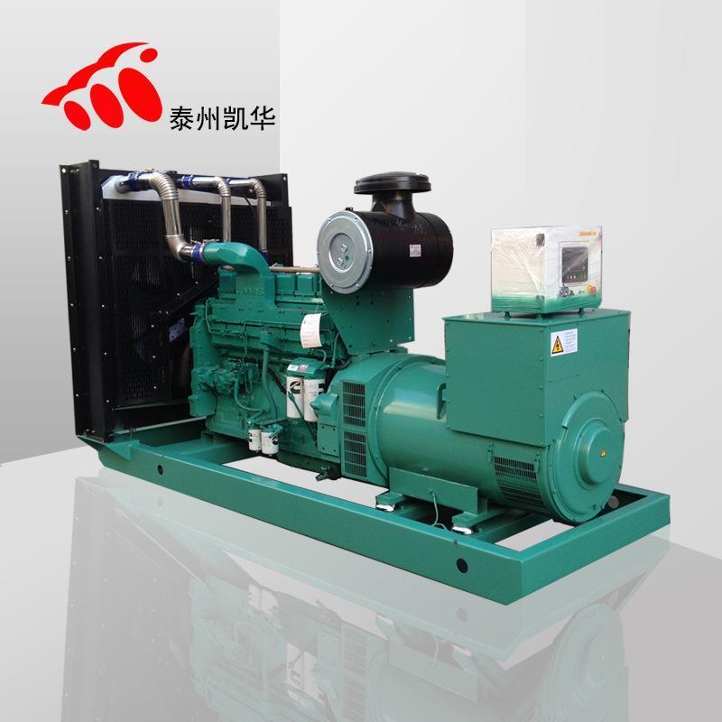 厂家供应500KW燃气发电机 全自动康明斯燃气发电机组 燃气发电机