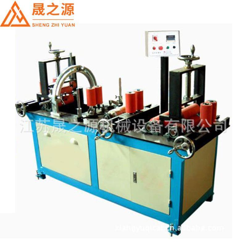 异形圆弧面型材贴膜机多功能覆膜机铝材贴膜包装设备