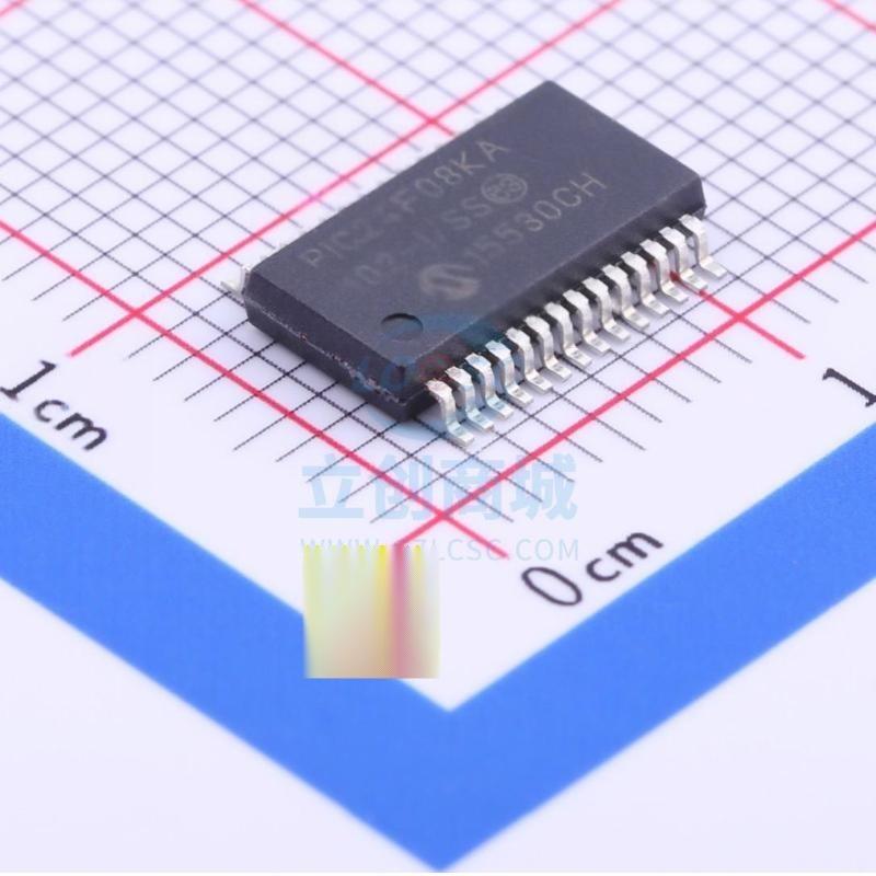 MICROCHIP(美国微芯)/PIC24F08KA102-I/SS管装 微控制器 原装