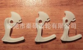 供应玩具泡泡枪齿轮 电动玩具传动件 塑胶异型齿轮