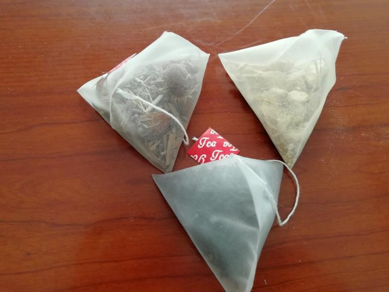 欽典生產茶葉包裝機尼龍三角包袋泡茶包裝機袋泡茶包裝機