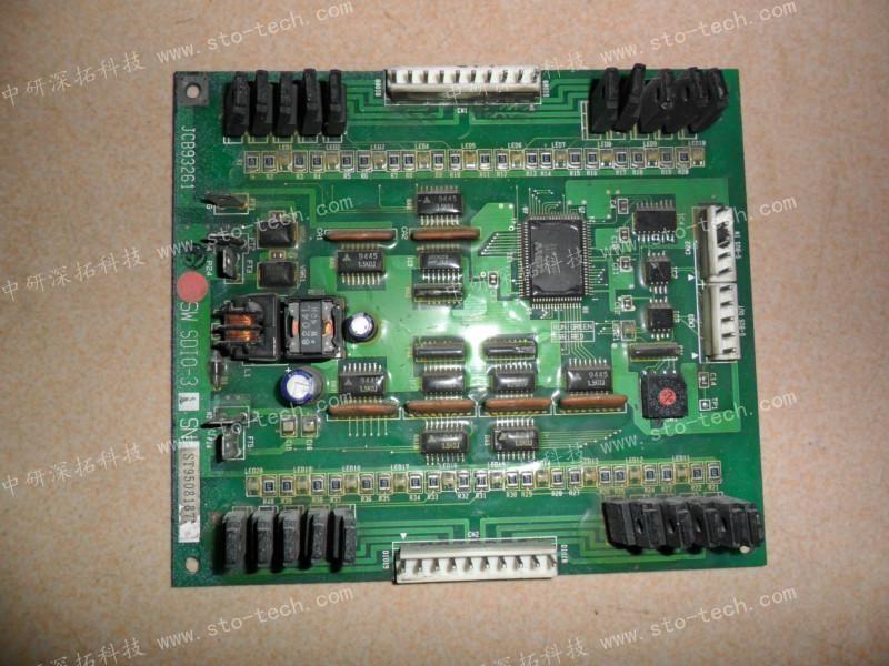 日钢注塑机电路板SDIO-31