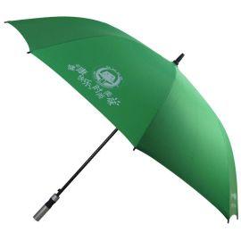 全玻纤强拒水防风高尔夫伞