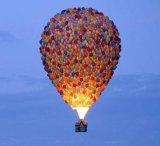 HB-21燃燒熱氣球