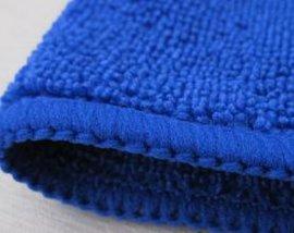 经编超细纤维毛巾布